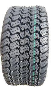 2 New Tires 20 8.00 8 OTR GrassMaster TR332 Turf 4ply 20x8x8 20x8.00-8 SIL