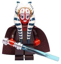 Shaak Ti Jedi minifigure  figure Star Wars  Movie Clone Wars Rebels cartoon toy