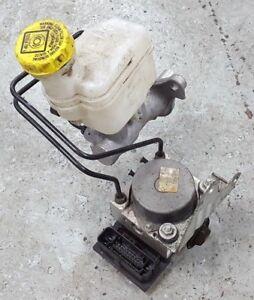 FIAT 500 ABS PUMP MODULE 0265801087 0265232840 BRAKE MASTER CYLINDER