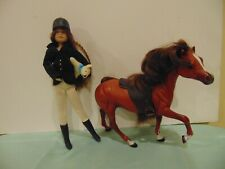 Only Hearts Club Doll Olivia Hope w/Puppy, Riding Outfit & Her Horse *C711