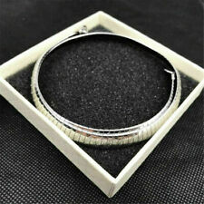 Fashion Women Stainless Steel Silver Gold Collar Choker Nice Bib Necklace