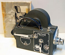"CAMERA PATHE WEBO "" M SUPER REFLEX "" - 16 mm - 1946/1960 -N°8562"