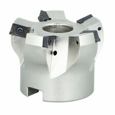 Planfräser 75° 100mm - 32mm Für ISO Fräswendeschneidplatten APKT 1604 / APHX 1