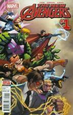 New Avengers #1 (Vol 4)