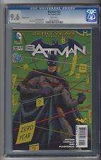 Batman #33 Variant Cover CGC 9.6 NM+ DC Comics The New 52 Paolo Rivera 9/14