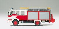 Preiser 35022 Spur H0 Figuren, Löschgruppenfahrzeug LF 16. MB 1222  #NEU in OVP#