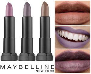 Powder Matte Lipstick by Maybelline Color Sensational