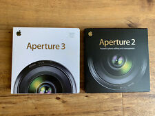 Apple Aperture 2 & 3 Software