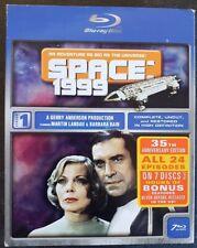Space: 1999 Season 1 LIKE NEW 35th Anniversary Edition Blu-ray Disc