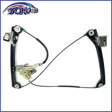 BRAND NEW FRONT RIGHT SIDE POWER WINDOW REGULATOR FOR 00-06 BMW 3 SERIES
