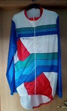 VINTAGE ERIMA Cycle Jersey / Jacket- SIZE - 6