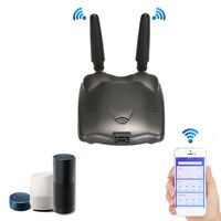 AM_ SN_ SONOFF Wireless RF Bridge 315MHz/433MHz WiFi App Remote Automation Modul