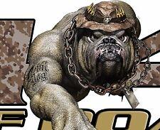 4x4 Decals Sticker for Chevy Dodge Ford Truck Graphic Kit USMC Devil Dog Marine