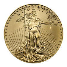2019 1/4 oz Gold American Eagle $10 GEM BU SKU55915