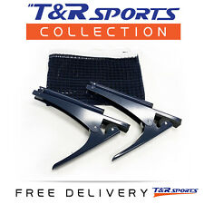 Table Tennis / Ping Pong Clamp Net & Post Set FREE POSTAGE AU