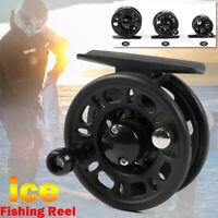 Outdoor Ice Fly Raft Fishing Accessories Plastic Reel ST 40 50 60 Wheel Surprise