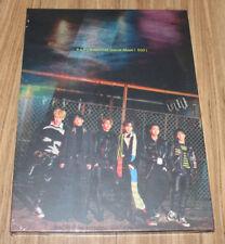 B.A.P BAP EGO 8th Single Album CD + 12 PHOTO CARD SET + CALENDAR LIMITED EDITION