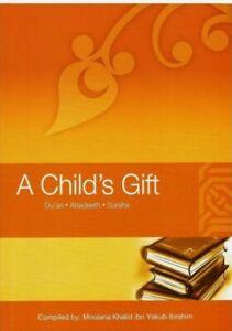 A Child's Gift: Duas- Ahadeeth- Surahs (Glossy - Colour - PB) Pack of 8