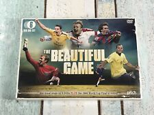 New 6 x DVD Box Set, 'The Beautiful Game' Football lovers Great Gift Idea sport
