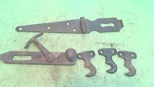Vintage--Primitives--Farm Hardware- Barn Door- Gate- Latch -Hooks Hinge- etc.