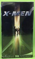 X-MEN VHS 2000 Patrick Stewart Hugh Jackman Ian McKellen Halle Berry  Famke Jans