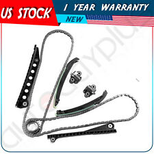Timing Chain Kit For 04-08 Ford F-150/250 Expedition Lincoln 5.4L Triton 3-Valve