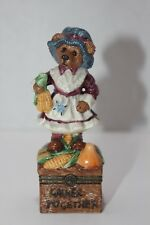 Boyds Collection Le Bearmoge Collection - Virginia Grizberg.Gather Together