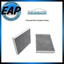 For Audi Q7 Porsche Cayenne VW Touareg Charcoal A/C Cabin Fresh Air Filter NEW