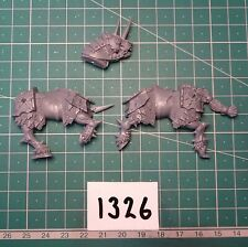Horse Body//Horse Head Slaves To Darkness Chaos Knights Bits//Parts 10 variants