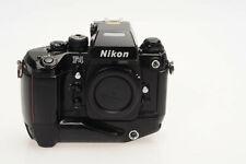 Nikon F4s SLR Film Camera Body F4 w/MB-21                                   #915