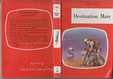 C1 Patrick MOORE DESTINATION MARS 1960 Illustre Couleurs NARDINI Mission to Mars