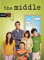 The Middle: The Complete Third Season 3 (DVD, 2013, 3-Disc Set)