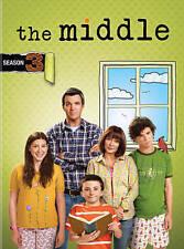 The Middle: Season 3 (DVD, 2013, 3-Disc Set) Box Set Brand New & FREE SHIPPING
