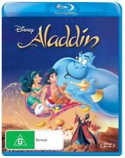 Aladdin : NEW Disney Blu-Ray