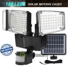 New listing Outdoor Solar Lights , Ultra Bright Led 10000Lm Motion Sensor Dusk to Down Light