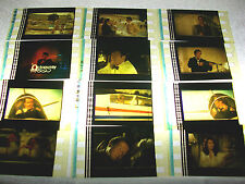 OCTOPUSSY BOND 007 Film Cell Lot of 12 - collectible compliments dvd poster