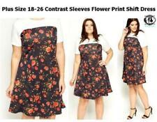 Ladies Plus Size Fit & Flare Dresses for Women