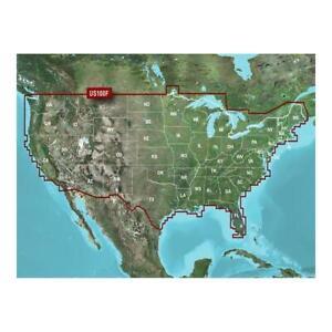 Garmin US LakeVu HD MicroSD/SD Charts for GPSMAP Oregon #010-C1087-00