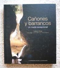 PATRIMONIO ALTOARAGONES: CAÑONES Y BARRANCOS (Fernando BIARGE) TAPA DURA-AGOTADO