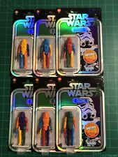 Star Wars Retro Collection Stormtrooper Prototype Edition - Set of 6