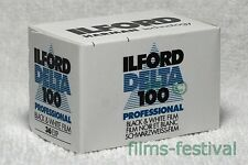 3 rolls ILFORD Delta 100 35mm Professional Film Black and White B&W