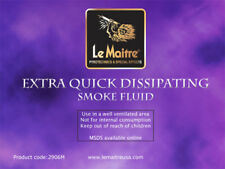Le Maitre Usa - Extra Quick Dissipating Smoke Fluid Case 4 x 4L