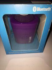 Wireless Portable Bluetooth Speaker by Phillips. Pink, Purple Or Black