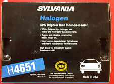 Sylvania H4651 Head light