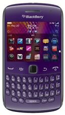 NEW BlackBerry Curve 9360 - Purple (Unlocked) GSM 3G WiFi Qwerty Smartphone