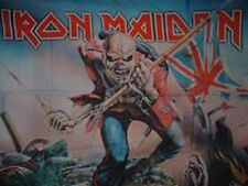 FLAG IRON MAIDEN THE TROOPER 500406#