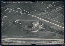 BOURGES c. 1928 - Photo Aérienne La Prison - AVI 19