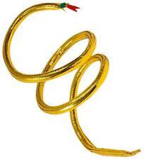 CLEOPATRA Gold Asp Snake Arm Band Bracelet Fancy Dress Accessory Egyptian Party