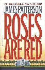 Alex Cross: Roses Are Red No. 6 by James Patterson (2000, Paperback)
