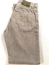 Men's Jacob Cohen Jeans 31 x 30 Handmade 610 slim leg in Grey RRP £380